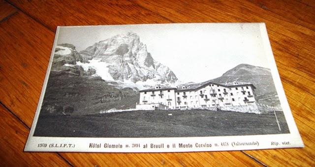 Hotel du Mont Cervin al Giomein