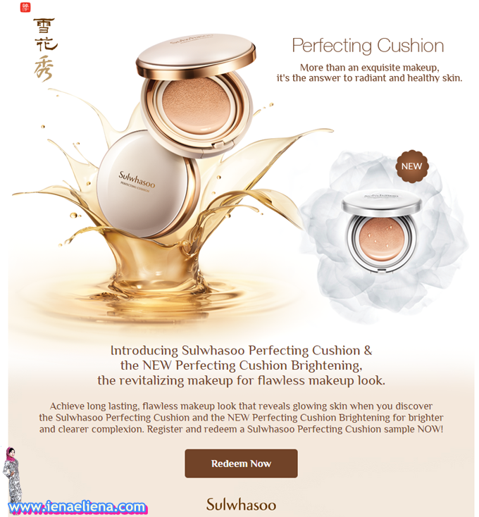 Sulwhasoo Skincare and Cosmetics