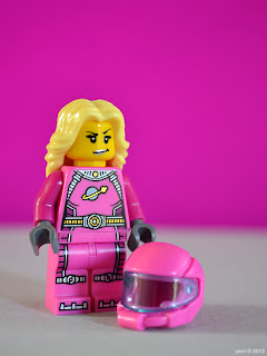 lego: it's the seventies version of sexy hair
