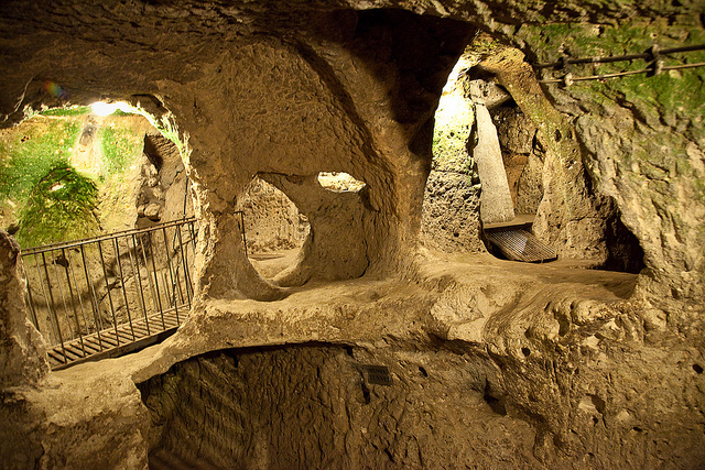 Derinkuyu Underground City ~ Book Travel Turkey