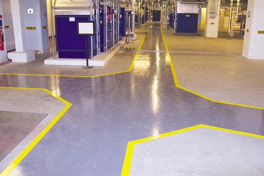 cuando el suelo de tu taller o navetiene un acabado pobre o deteriorado o es simplemente de hormigones posible aplicar un de pintura epoxi
