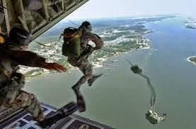 Entrenamiento de los Navy Seal