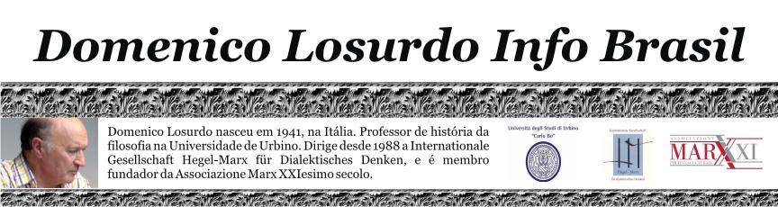 Domenico Losurdo Info Brasil