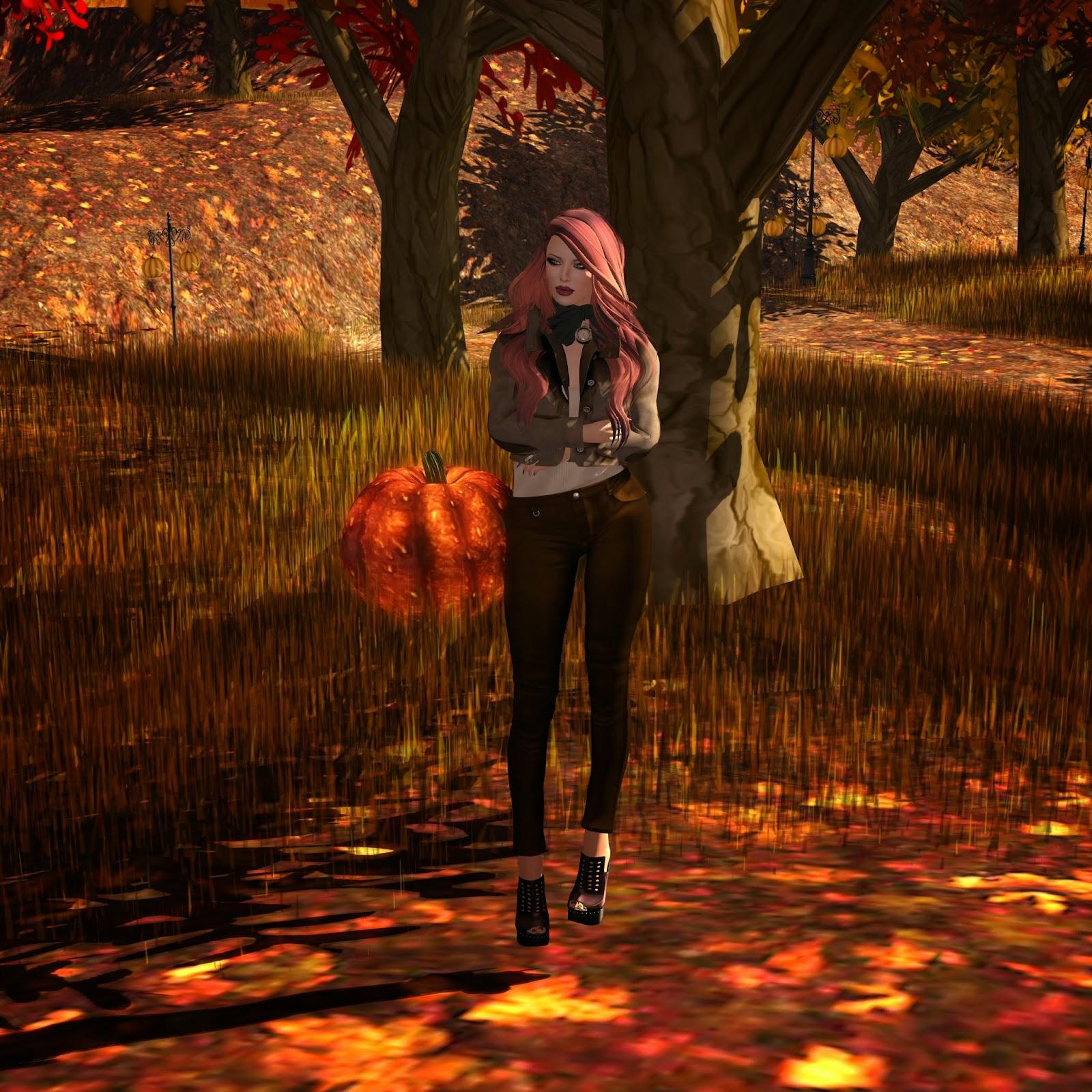 pumpkin town sl 2014