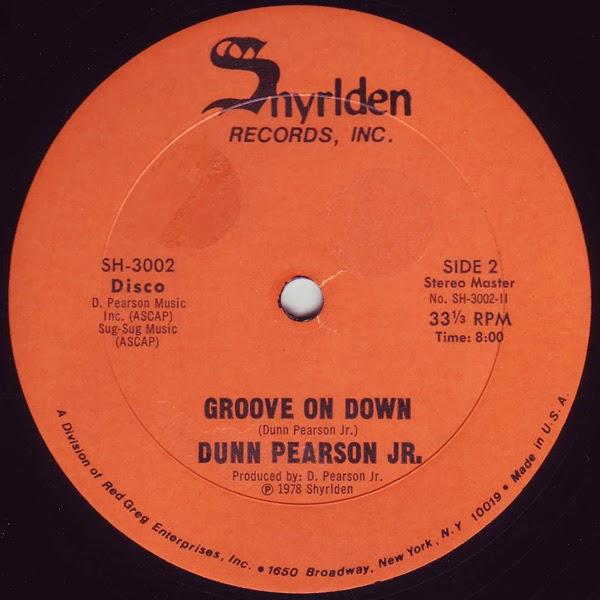 Dunn Pearson Groove On Down
