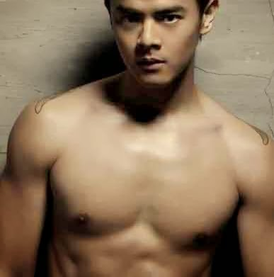 Dion Wiyoko Hot Body