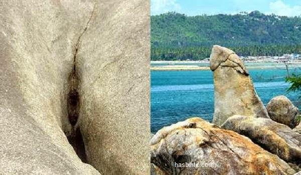 Aneh Tapi Nyata Batu Vagina Dan Penis di Thailand