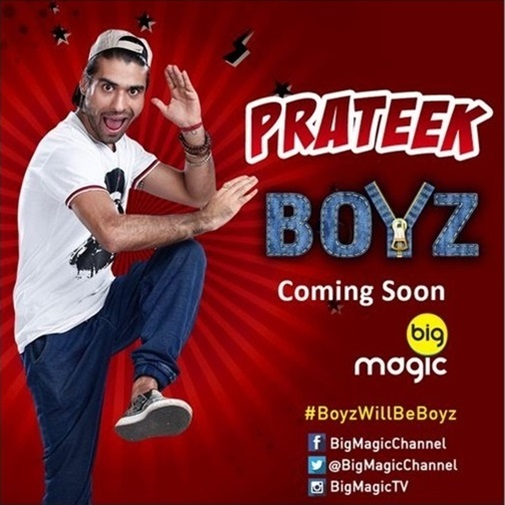 Nikhil Mehta Prateek Boyz Cast