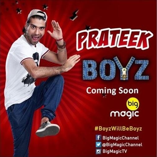 Nikhil Mehta Prateek Boyz Cast