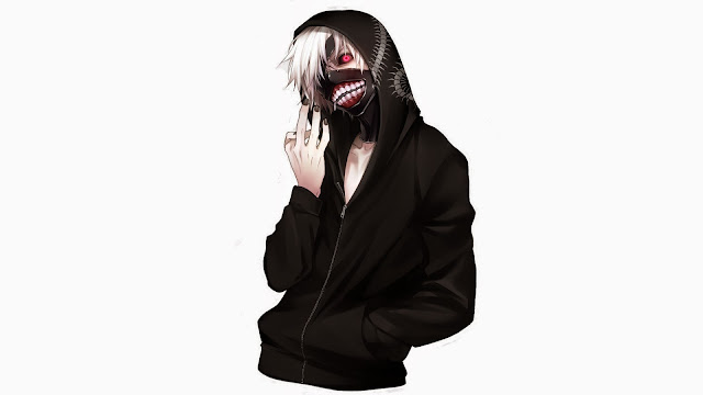 Fondo del Anime Tokyo Ghoul Kaneki Ken