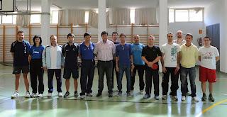 Simposium Nacional de Entrenadores, Mollina 2013