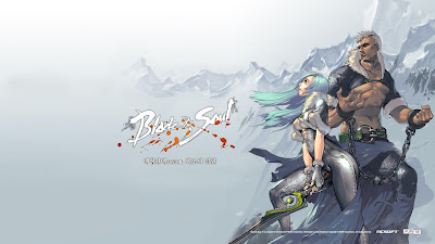 Blade & Soul White Blue Mountain