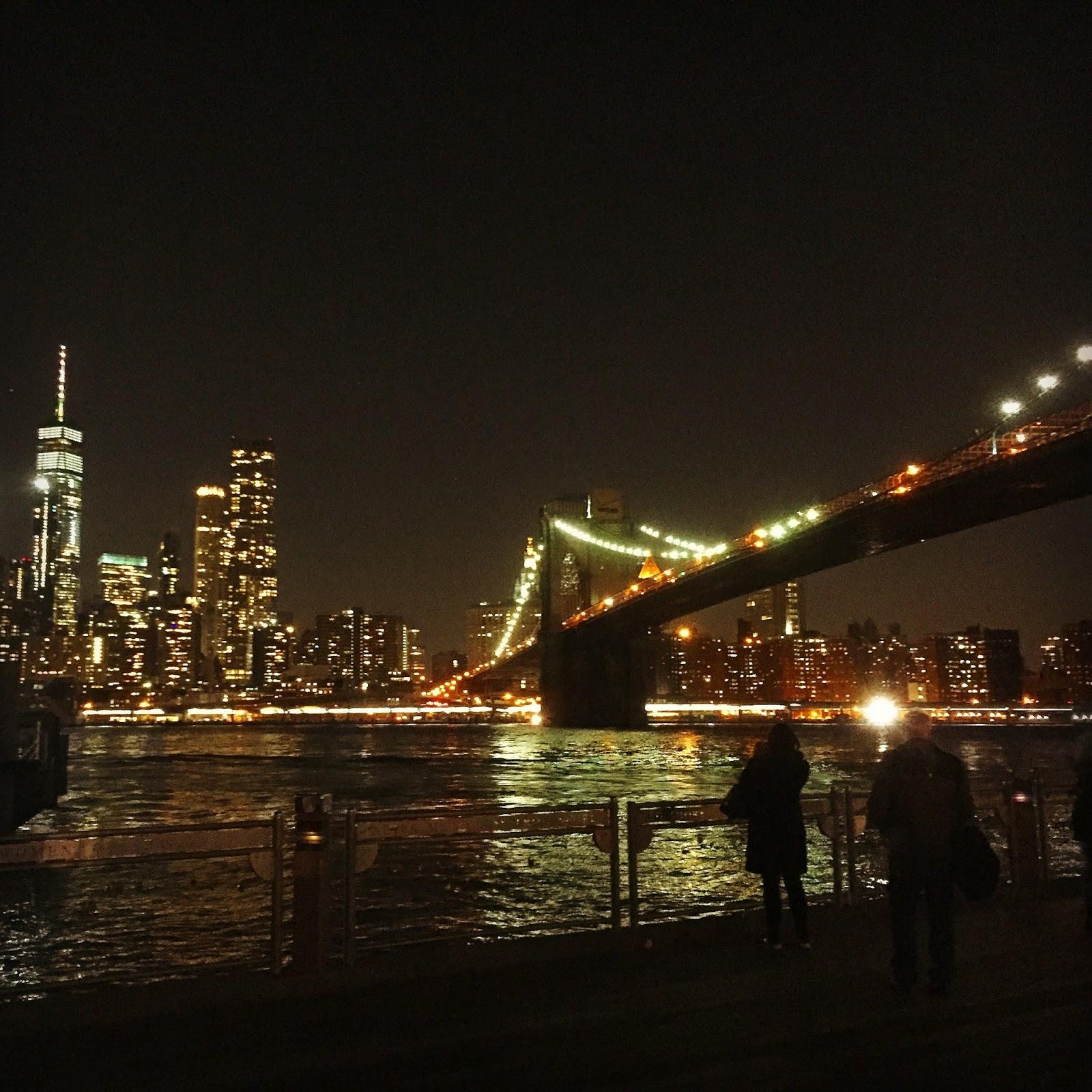 Consulta mi lista de 50 cosas que ver y hacer en Nueva York