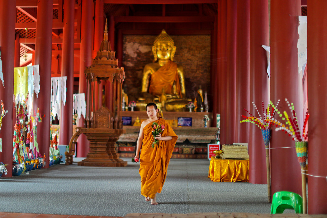 36 Hours in the Golden Triangle, Thailand