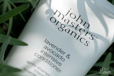 après shampoing john masters organics