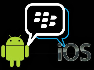 Paket Internet BBM Android dan iPhone
