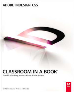 Adobe In Design Classroom In A Book