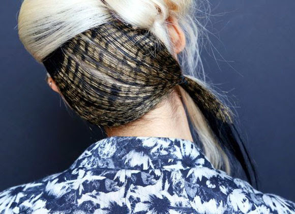 estencil pelo peinados 2014