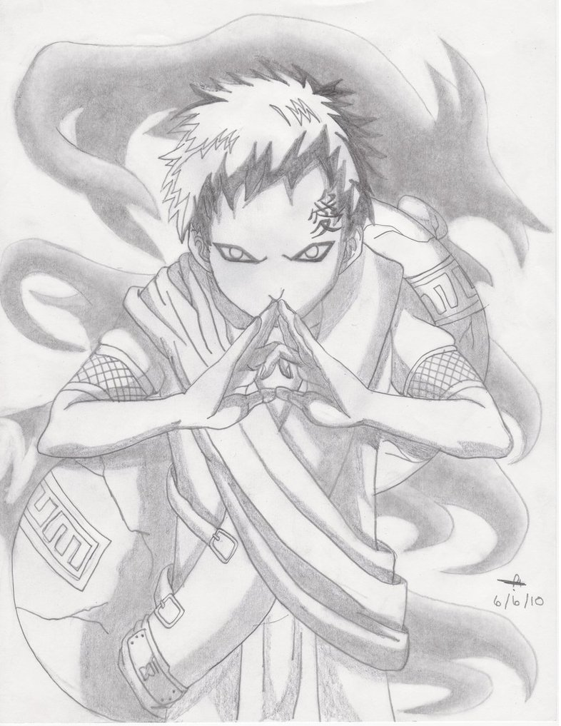 Must see Wallpaper Naruto Sketch - Gara_T  Pictures.jpg