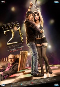 Table No 21 (2013) DVDScr 450MB MKV