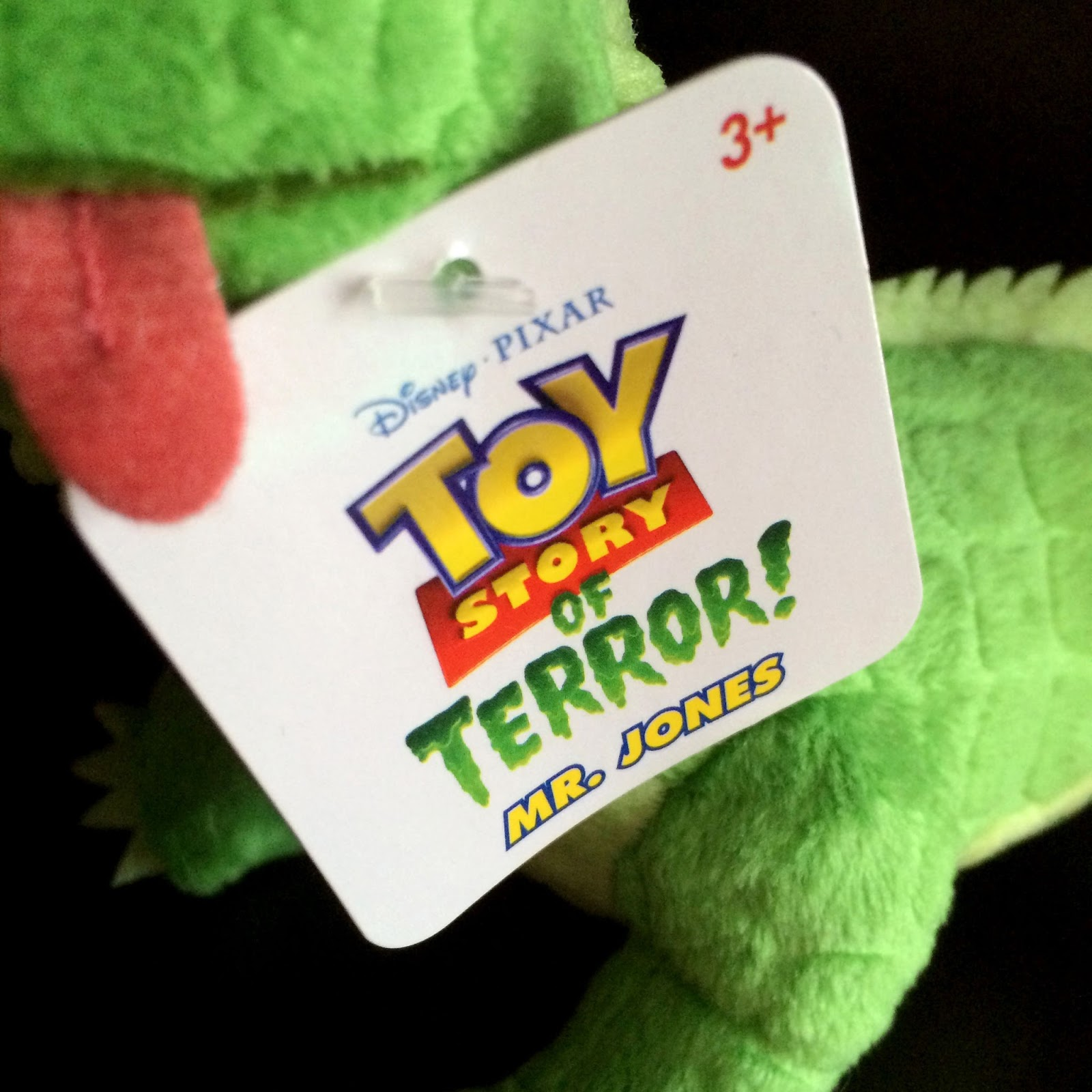 toy story of terror mr. jones plush
