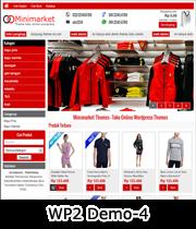 toko online wordpress murah