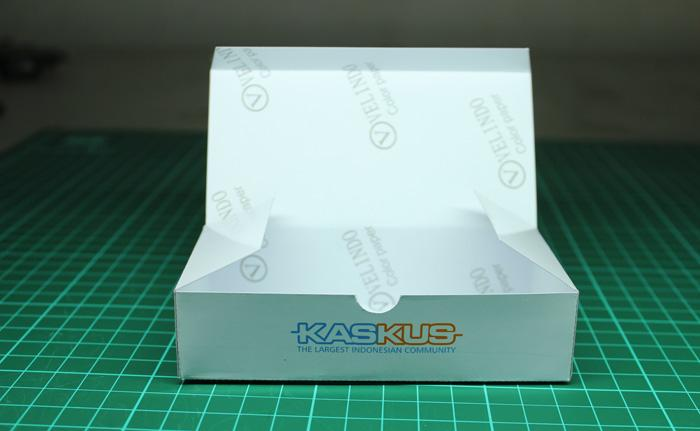 Tutorial Kotak Kemasan