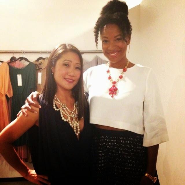 Ese Azenabor 2014 Phantom of the Runway Dallas Fashion Show Mindy Loll Leah Frazier Dallas Fashion Blogger