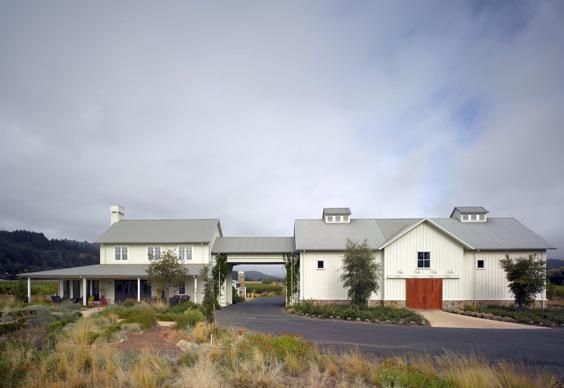 The polished pebble modern farmhouse architecture for American farmhouse style architecture