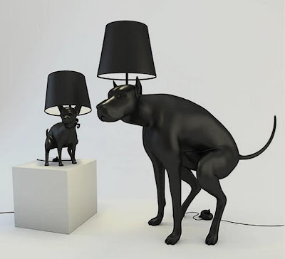 Creative and Cool Dog Lamps (15) 3