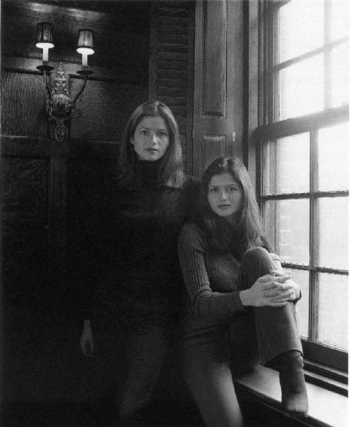 Jill and Jacqueline Hennessy