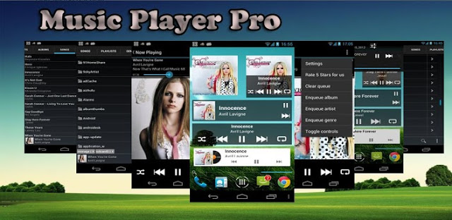 Music Player Pro v1.5.9 Apk