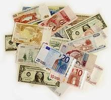 اسعار العملات فى مصر الثلاثاء 5/1/2013