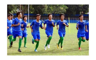 Video youtube pertandingan Timnas U16 Vs Guam 17-0