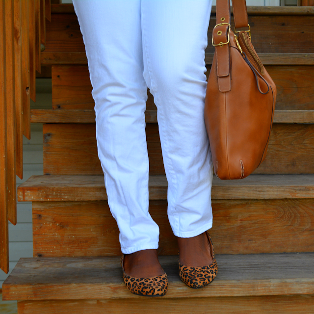 tory burch white jeans