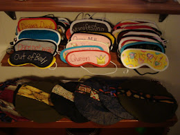 Sleeping Eye-masks & Hats
