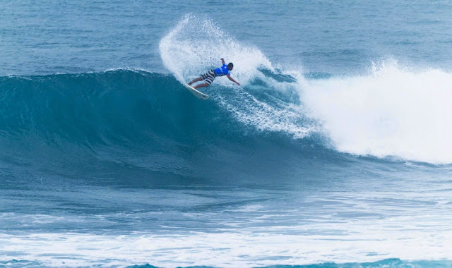 42 Vans World Cup of Sufing 2014 David do Carmo Foto ASP