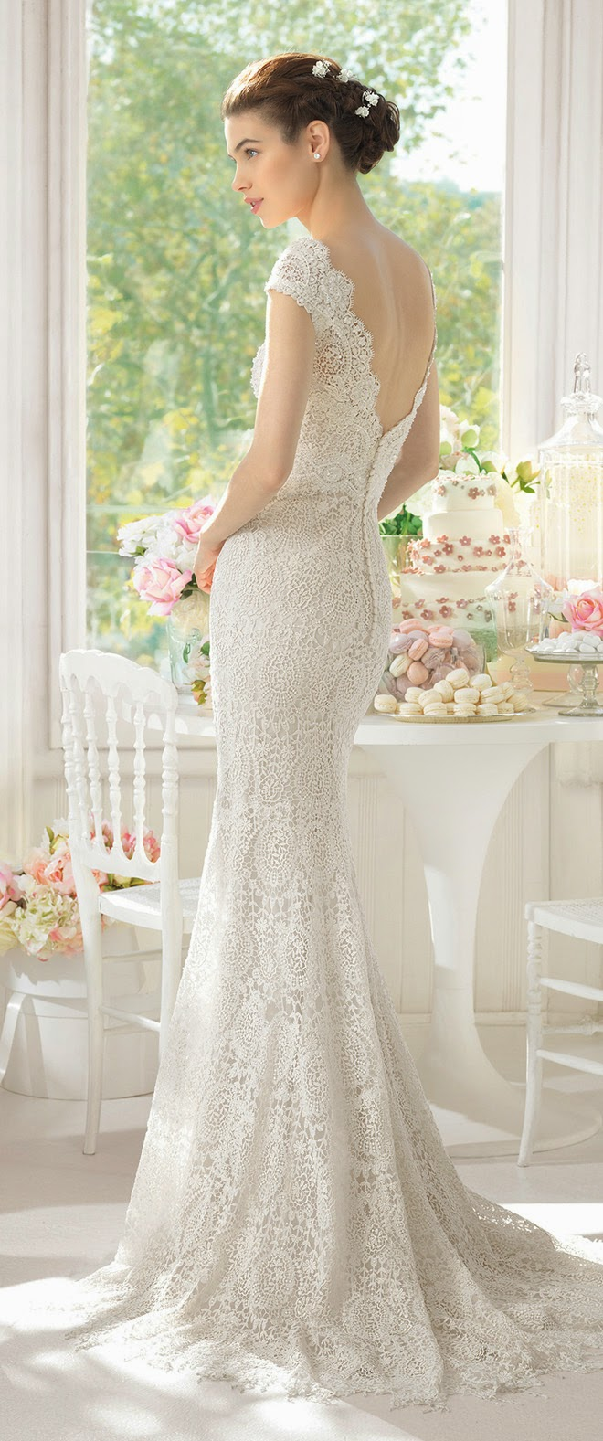 Aire Barcelona 2015 Bridal Collection - Part 2