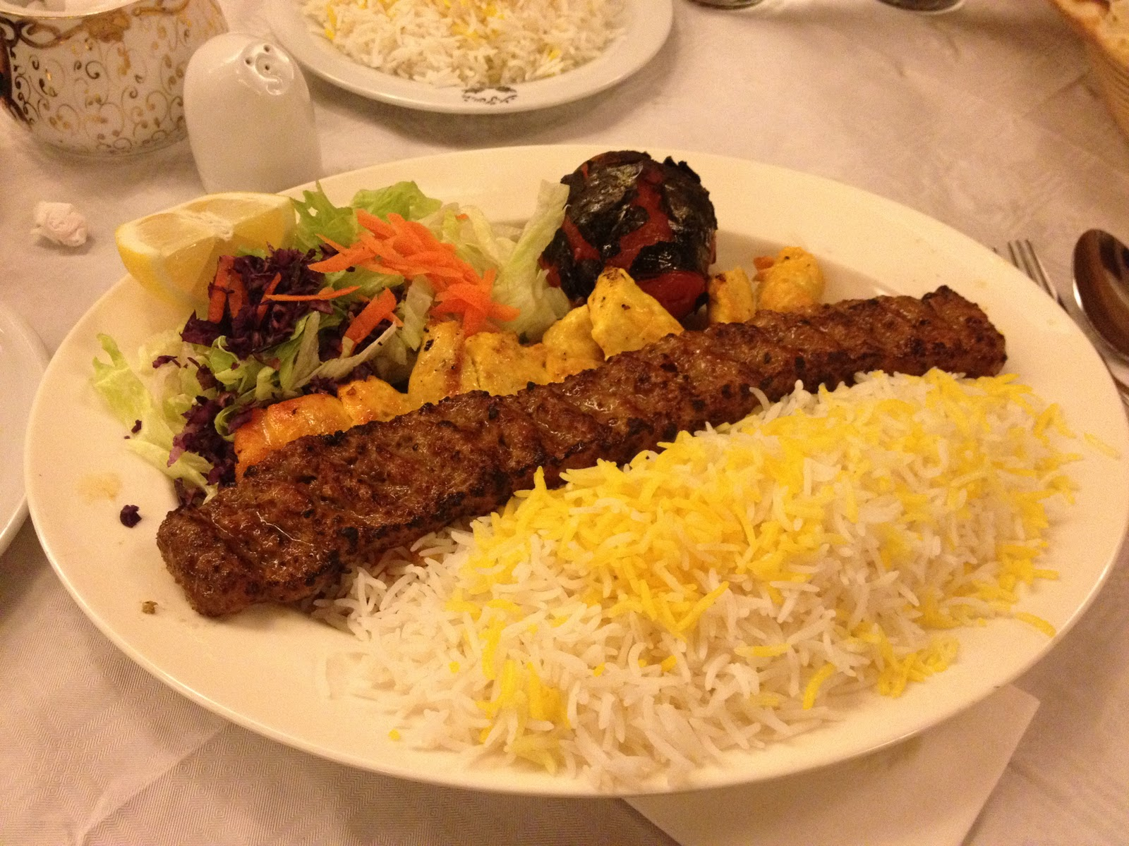 Thisisnazonline my food blog behest persian cuisine for Ahmads persian cuisine