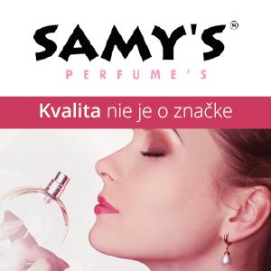 SAMY'S PARFUMY