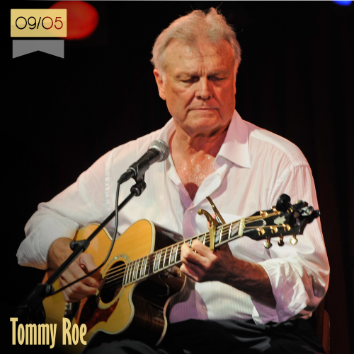 9 de mayo | Tommy Roe - @MusicaHoyTop | Info + vídeos