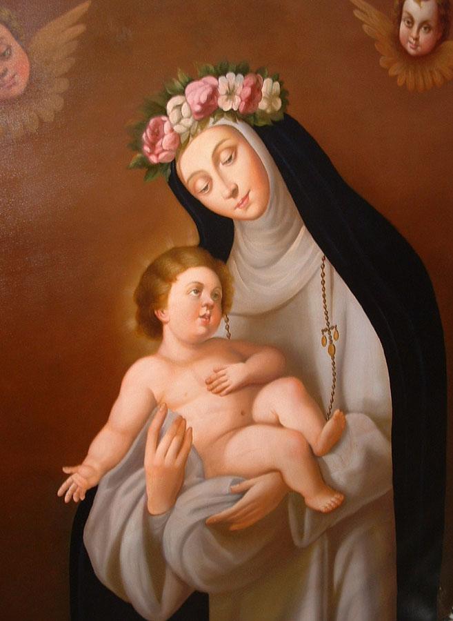 Poesía Santa Rosa de Lima