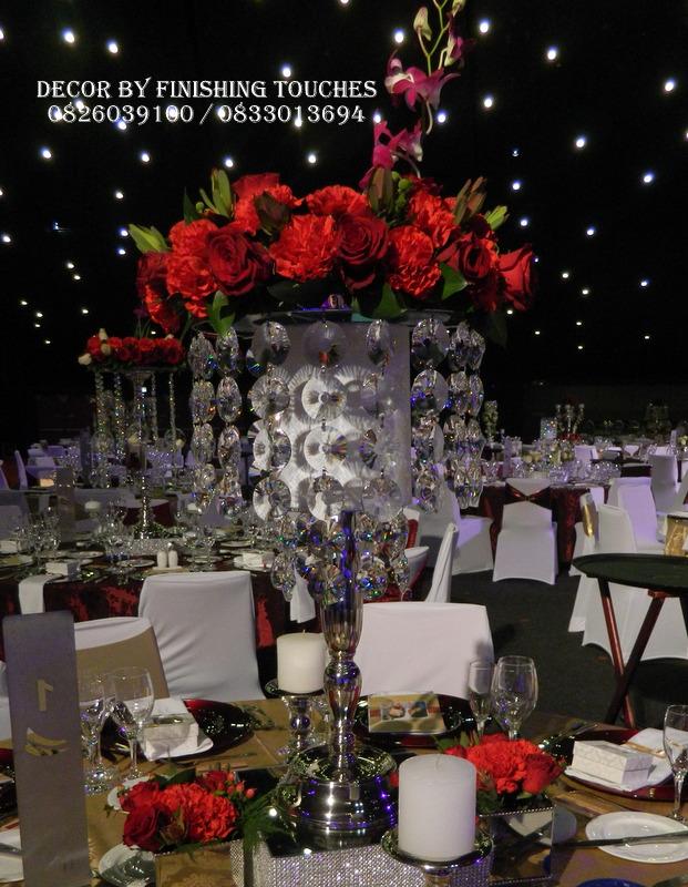 Avani Virsens Wedding Durban Icc Finishing Touches