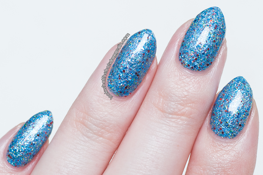Mckfresh Nail Attire Planeteers polish collection The Power Is Yours