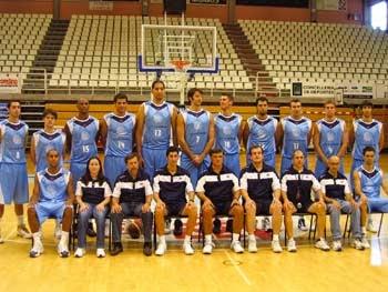 C.B. BREOGÁN LUGO 2008-2009. Liga LEB