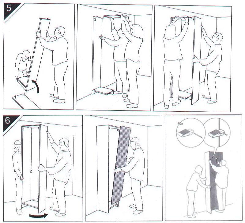 ikea sundvik bed instructions