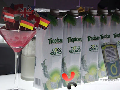 Tropicana COCO QUENCH for a Hip and Healthier Lifestyle