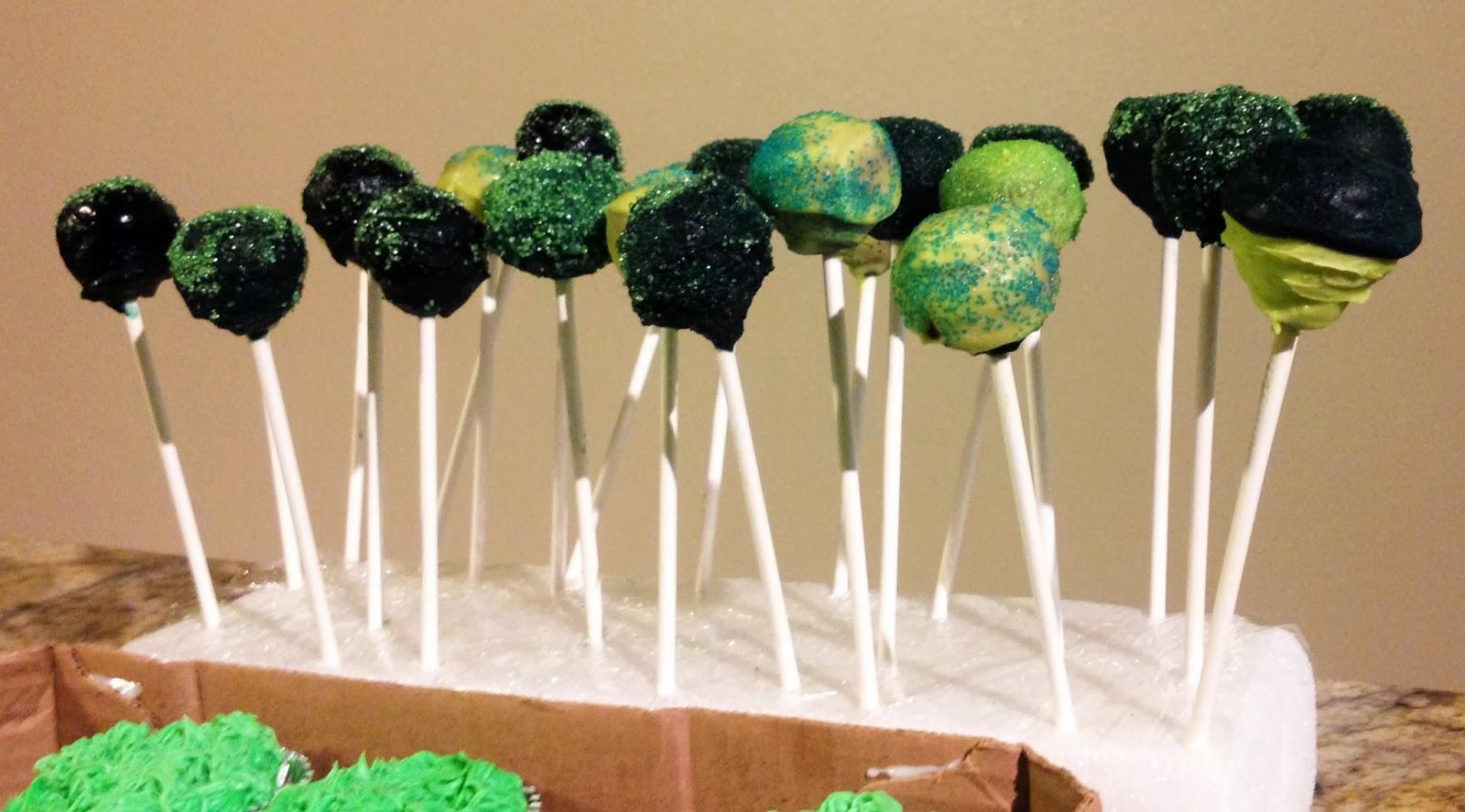 Seahawks Cake Pops Seahawks Jersey Cake Cupcakes