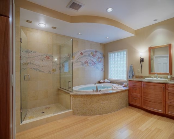 Baños Hermosos Fotos:Diseños e ideas para tener un bonito baño – Consejos de Decoracion