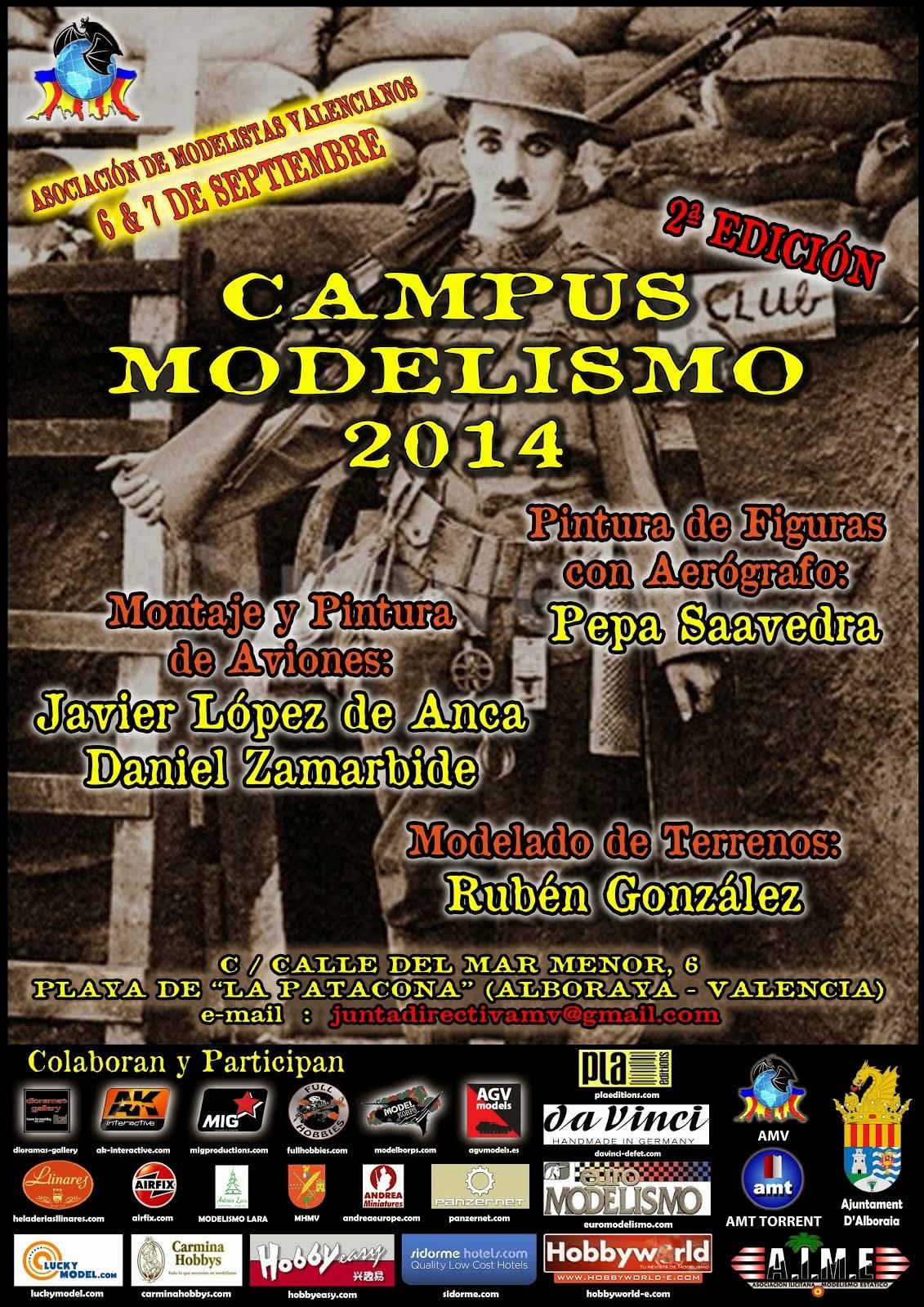 2ª Campus de Modelismo